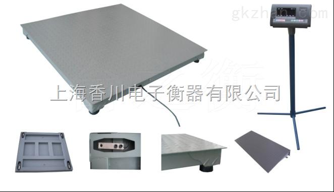 1吨电子地磅价格/上海地磅多少钱