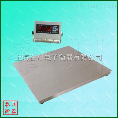 河南电子地磅/不锈钢单层地磅zui新报价