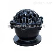 美科H42X-2.5铸铁升降式底阀 灰铸铁阀门