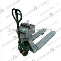 YCS带打印电子叉车秤3吨,带打印功能叉车电子磅称