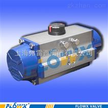 气动执行器,双作用气动执行器