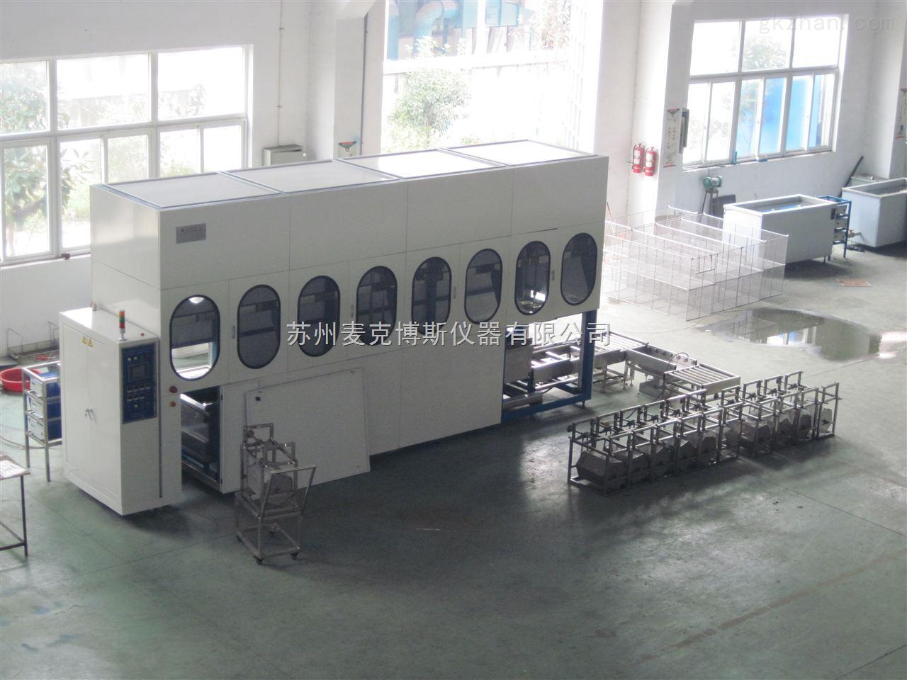 全自动超声波清洗机,单槽式超声波清洗机
