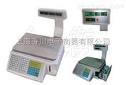 ACS-XC条码打印计价秤,条码称,不干胶打印秤