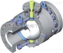 进口锻钢球阀//进口锻钢高压球阀//进口气动锻钢球阀