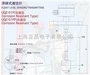 防腐型浮子雷达液位计UQZ-01P