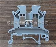长春PA66上等尼龙材质UK2.5B接线端子,耐高温,耐腐蚀接地端子