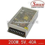 SML-200-5-Smun/西盟LED专供200w5v开关电源