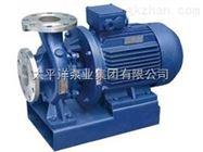 單級臥式不鏽鋼化工泵-耐腐蝕管道泵