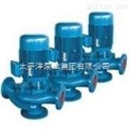 GWP管道式不锈钢排污泵