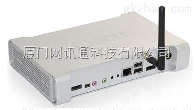 华北工控机BIS-6332B低功耗多串口嵌入式计算机准系统