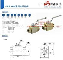 KHB-G11/4_内螺纹高压球阀