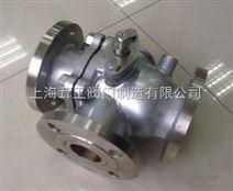 保温三通球阀BQ44H --图片--上海茸工阀门制造有限公司