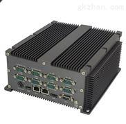 酷睿D525工控机10串口工控机嵌入式多串口工控机