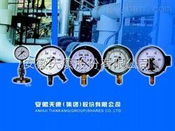 Y-B系列全不锈钢压力表-天康品牌