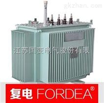 S11-63kVA/10kV复电/ 全密封油浸式变压器