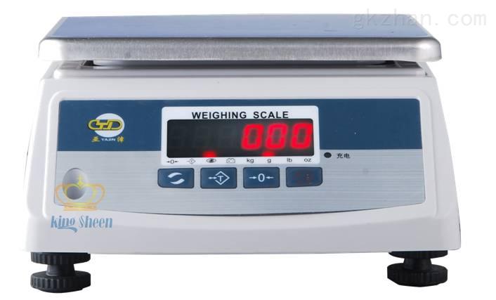 6kg防水高精度江苏电子秤