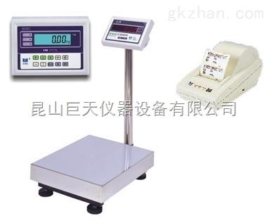 蚌埠150kg可以打印标签电子秤、不干胶打印电子台称报价