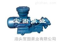 TCB300-TCB防爆齿轮泵型号及价格详询泊头宝图泵业