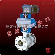 气动固定球阀做O型切断阀的维护和保养