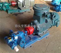 防爆齿轮泵日常保养维护详询泊头宝图泵业