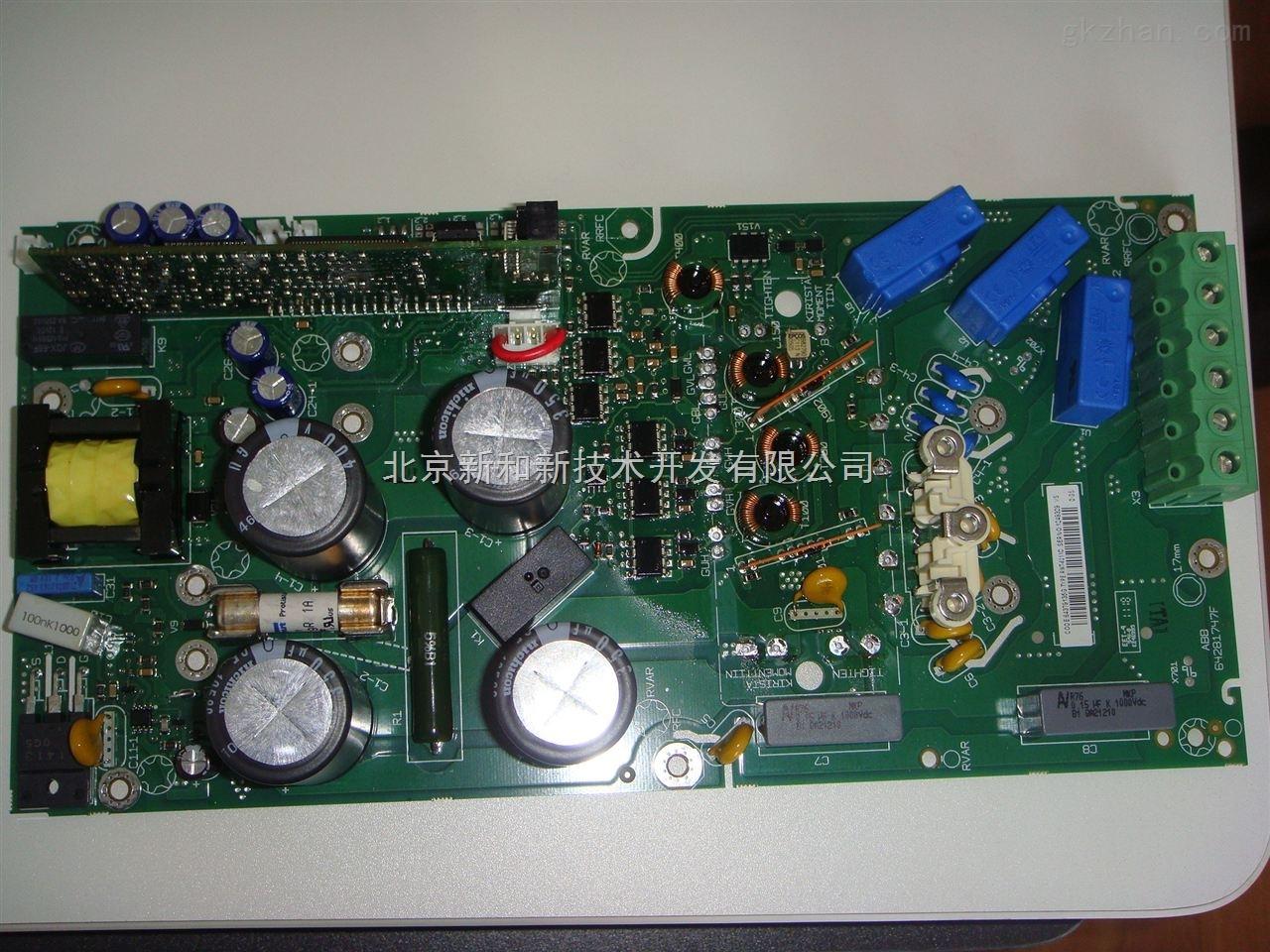 abbdsu整流模块控制板dsmb-02c