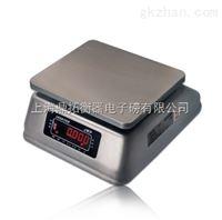 JWPJWP-30kg不锈钢电子秤,30kg/10g防水桌秤