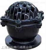 铸铁升降式底阀