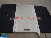 scs100吨查超载电子地磅秤(高速公路检测设备)