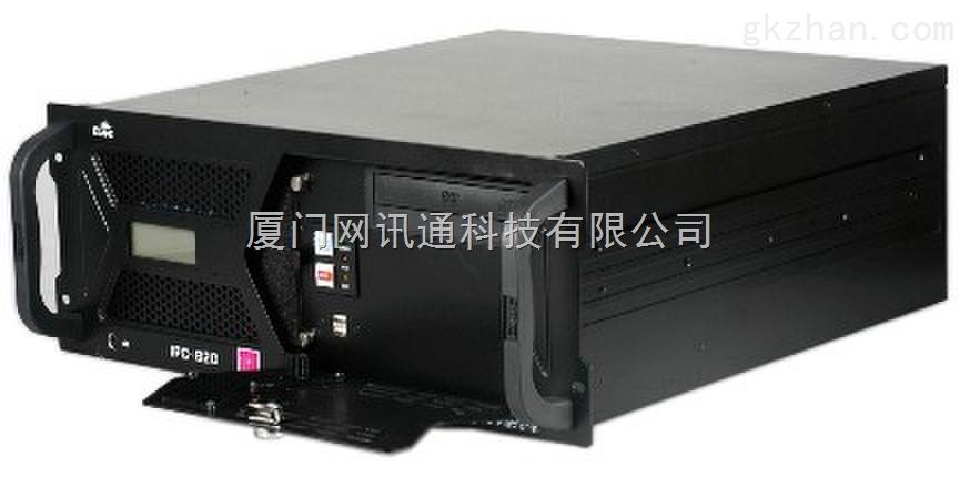 研祥IPC-8206E,2U 19标准上架机箱