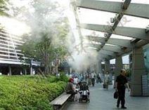 加油站喷雾降温报价工程