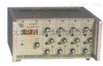 动态电阻应变仪(中西器材)型号:CN61M/HD-YD-28A