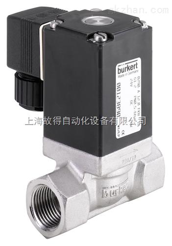 burkert0293电磁阀:宝德0293电磁阀结构