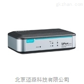 moxa工业级智能USB转RS-232/422/485集线器