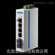 EKI-5525MI-百兆非网管型1光4电工业交换机
