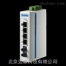 研华非网管型百兆单模交换机