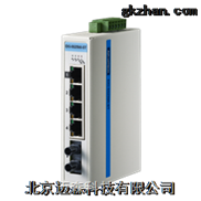 EKI-5525MI-ST-研华非网管型百兆单模交换机