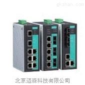 moxa智能8口和5口网管型工业交换机