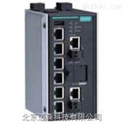 IEX-408E-2VDSL2moxa智能DSL工业以太网扩展器