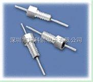 瑞科创专业生产螺纹式穿芯电容