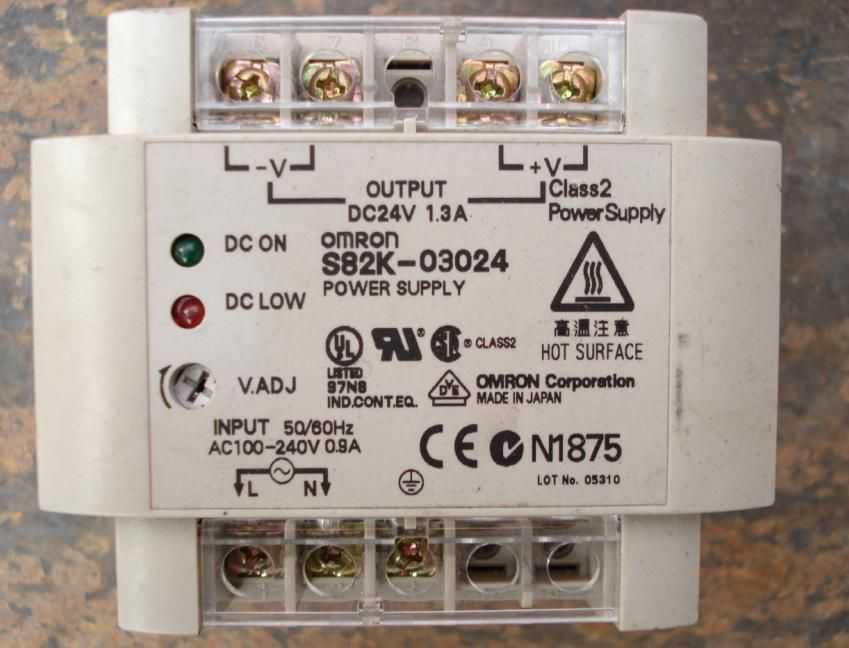 S82K-03024 欧姆龙电源