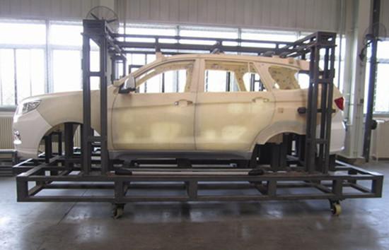 3d打印进军汽车设计与制造