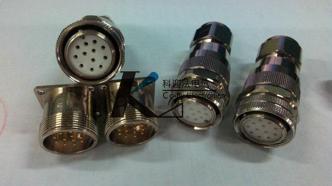 M23连接器产品特点: ·极强的耐酸,碱,化学清洗剂/试剂性能 ·耐油污,冷却液,润滑剂和乳剂特性