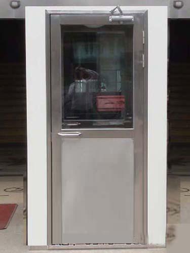 风淋室成功应用于天津机场配餐公司