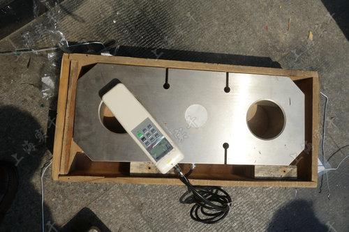 数显拉力板环测量表